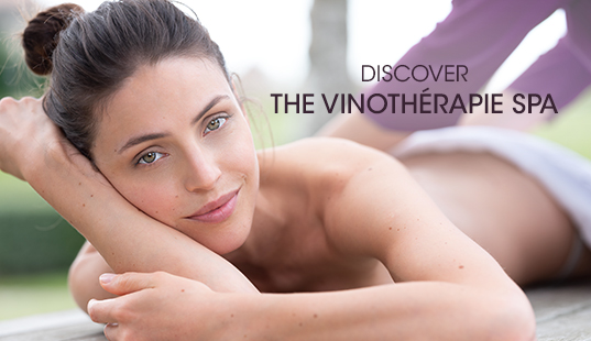 Discover the vinotherapie experience